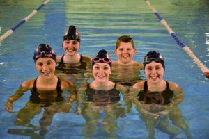 ISA Swimming Final Press Shot