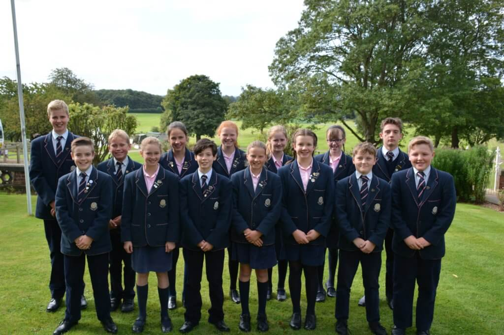 Prefects, Cundall Manor School