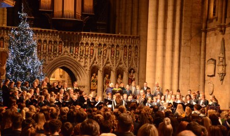 Ripon Cathedral Carol Service
