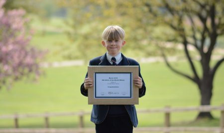 Pupil Triumphs in National Competition