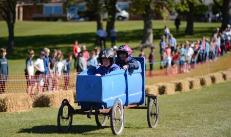 Go-Kart Fever Returns to Cundall