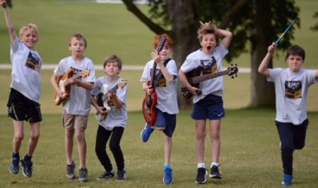 Cundall pupils win Minster FM Battle of the Bands