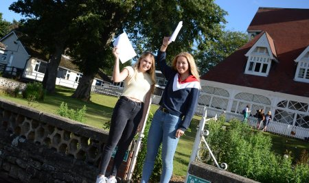 GCSE Results Day '20