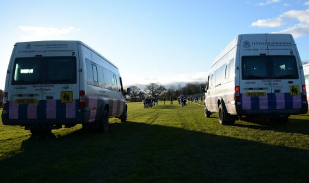 Minibus-sized challenge for Cundall pupils